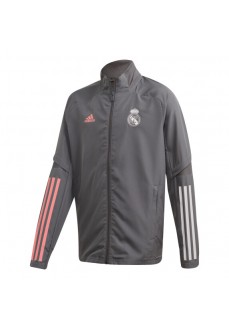 Chandal Niño/a Adidas Real Madrid 2020 Gris FQ7888-FQ7853