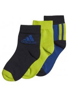 Calcetines Adidas Lk Ankle 3PP Varios Colores GE3323 | scorer.es