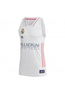 Adidas Jersey Real Madrid 20/21 White GI4583 | Basketball clothing | scorer.es