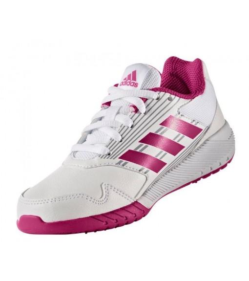 Zapatillas Adidas Alta Run Blanco/Rosa   scorer.es