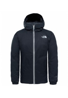 The North Face Quest Insulated Men's Coat Black NF00C302JK31 | Hidden | scorer.es