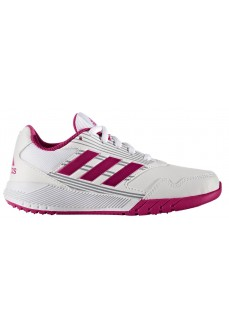 Zapatillas Adidas Alta Run Blanco/Rosa