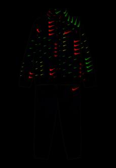 Nike Kids' Tracksuit Tricot Set Black 86H204-023