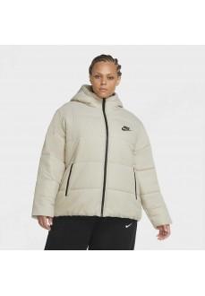 Nike Woman´s Coat Sportswear Synthetic-Fill White DA2046-100 | Coats for Women | scorer.es