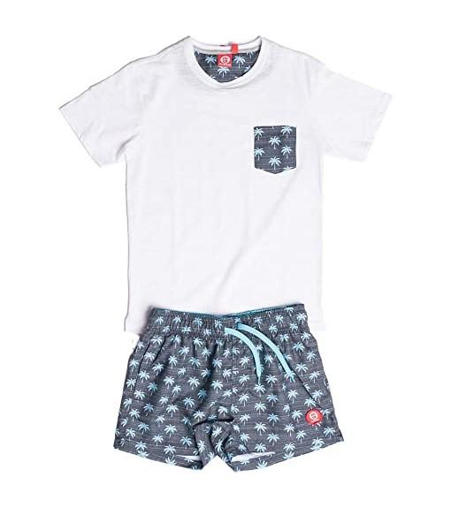 Koalaroo kid´s Set Frang Jr White/Grey/Blue W9190905P | Outfits | scorer.es