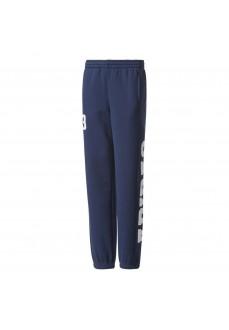 Pantalón largo Adidas Xcite Marino/Blanco