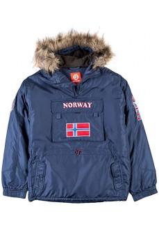 Parka Niño/a Koalaroo Noreg Jr Navy W7290411P | scorer.es