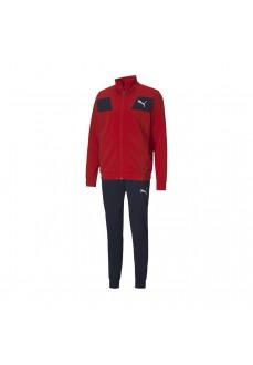 Chándal Hombre Puma Poly Suit Marino/Rojo 583602-11