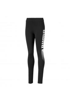 Puma Kid´s Leggings Essentials Black White 843763-01