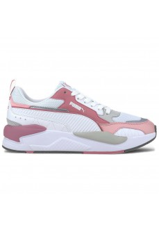 Zapatillas Mujer Puma X-Ray 2 Square Blanco/Rosa 373108-06