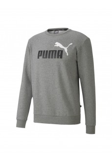 Puma Men´s Sweatshirt Essetials Grey 583569-03 | Men's Sweatshirts | scorer.es