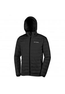 Columbia Men's Coat Powder Lite Black 1693931-010   Coats for Men   scorer.es