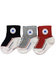 Baby Socks Converse Chuck Bootie Various Colors NC0172-023 | Socks for Kids | scorer.es