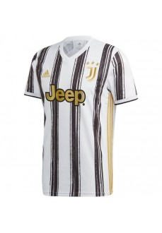 Camiseta Adidas 1ª Equipaciónm Juventus 20/21 Blanco/Negro EI9894 | scorer.es