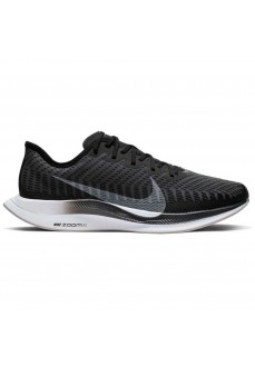 Zapatillas Hombre Nike Zoom Pegasus Turbo 2 Negro/Blanco AT2863-001