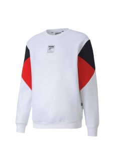 Puma Men´s Sweatshirts Rebel Sweat White 584891-02 | Men's Sweatshirts | scorer.es