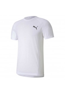 Puma Men´s T-Shirt Evostripe Tee White 583462-02 | Men's T-Shirts | scorer.es