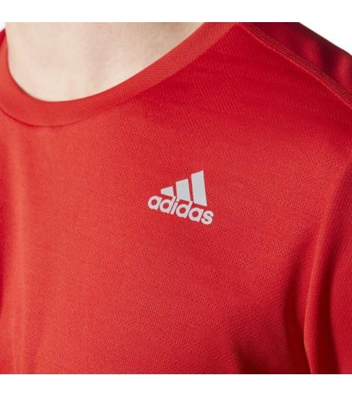 Camiseta de running Adidas Roja | scorer.es