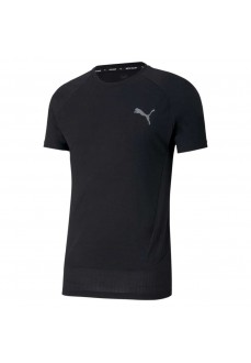 Puma Men´s T-Shirt Evostripe Tee Black 583462-01 | Men's T-Shirts | scorer.es