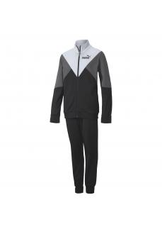 Puma Kid´s Tracksuit Rebel Poly Suit 583254-01 | Tracksuits for Kids | scorer.es