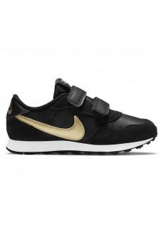 Zapatillas Niño/a Nike MD Valiant Negro/Oro CN8559-009 | scorer.es