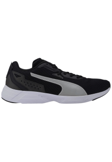 Puma Men´s Trainers Space Runner Black/White 193723-01 | Running shoes | scorer.es