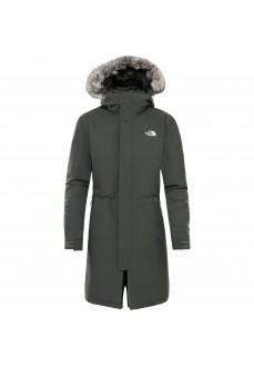 The North Face Woman´s Coat Zaneck Green NFOA4M8Y21L1 | Coats for Women | scorer.es