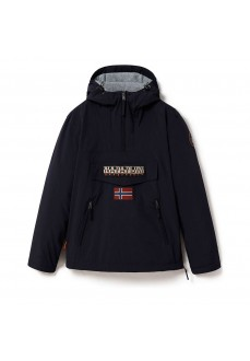Napapijri Men´s Coat Rainforest Pocket Navy NP0A4EGY1761 | Coats for Men | scorer.es