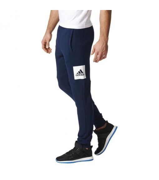 Pantalón largo Adidas Essentials Marino/Blanco | scorer.es