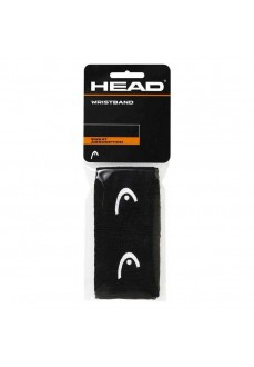 Head Wristband 2.5 Black 285050