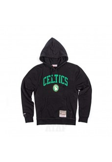Mitchell & Ness Sweatshirts Boston Celtics Black BMPHINTL880-BCEBLCK | Basketball clothing | scorer.es