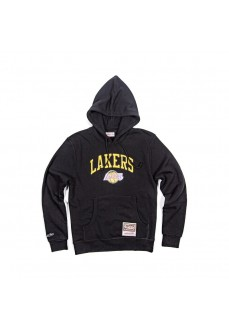 Mitchell & Ness Sweatshirts Los Angeles Lakers Black BMPHINTL880-LALBLCK | Basketball clothing | scorer.es