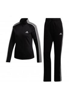 Chandal Mujer Adidas Fleece Negro/Blanco FS6181 | scorer.es