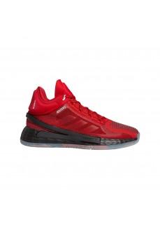 Zapatillas Hombre Adidas D Rose 11 Negro FV8927
