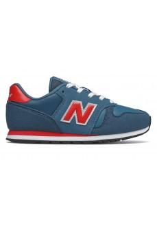 Zapatillas Niño/a New Balance 373 Azul/Rojo YC373KNR | scorer.es