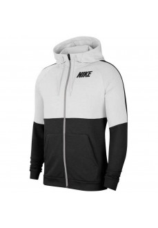Nike Men´s Sweatshirts Dri-Fit Hood Black White CU6033-100 | Hidden | scorer.es