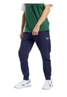 Reebok Men´s Pants Classics Vector Navy FT7328 | Trousers for Men | scorer.es