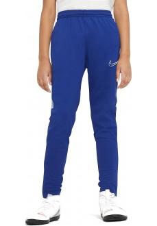 Nike Kids' Pants Dry Academy Blue AO0745-455 | Football clothing | scorer.es