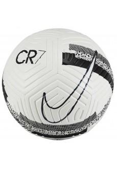 Balón Nike CR7 Strike Blanco/Negro CU8557-100 | scorer.es