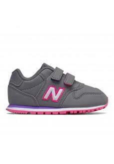 New Balance Kid´s Shoes IV500 Grey IV500RGP | Kid's Trainers | scorer.es