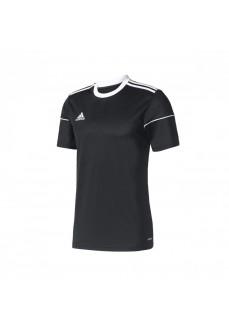 Camiseta Hombre Adidas Squadra 17 Negro BJ9173 | scorer.es