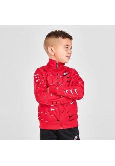 Nike Kid´s Tracksuit Tricot Set Black Red 86H204-R1N   Tracksuits for Kids   scorer.es