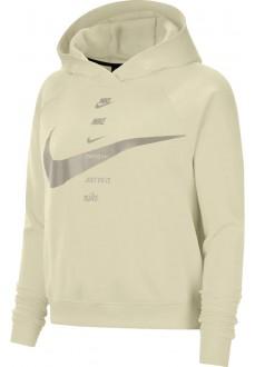 Nike Woman´s Sweatshirt Swoosh Hoodie CU5676-238 | Women's Sweatshirts | scorer.es
