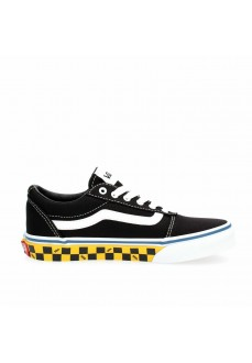 Vans Shoes YT Ward Black/White VN0A38J92B31 | Low shoes | scorer.es