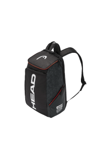 Head Paddle Tennis Bag Alpha Sanyo Black Red 283581