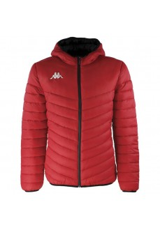 Kappa Men´s Coat Doccio Padded Red 304IN60-901 | Coats for Men | scorer.es