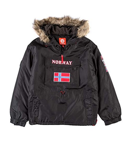 Parka kids Koalaroo Noreg Jr Black W7290411P | Jackets/Coats | scorer.es
