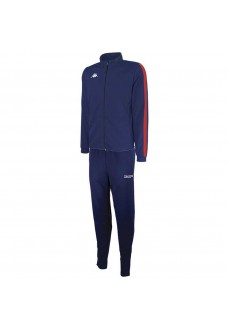 Kappa Men´s Tracksuit Salcito Navy/Red 304IP10-916 | Men's Tracksuits | scorer.es