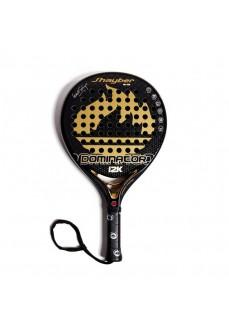 J'Hayber Dominator 12K Paddle Tennis Racket Black/Gold 18310-279 | Paddle tennis rackets | scorer.es