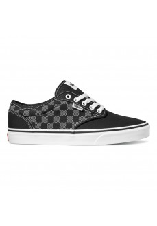 Vans Men´s Shoes Atwood Black/Grey VN0A45J937L1 | Men's Trainers | scorer.es